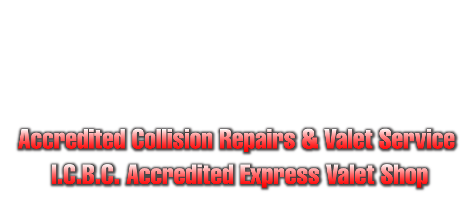 Accredited Collision Repairs & Valet Service